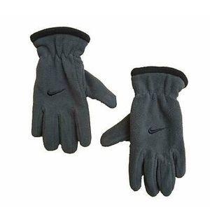 Nike boys youth fleece gloves, NWT